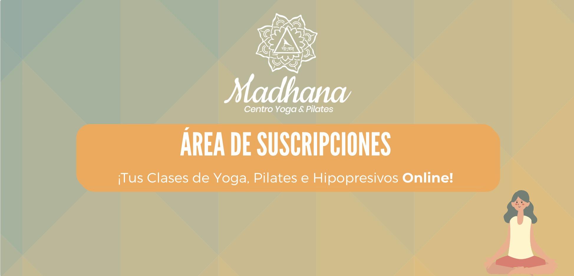 Centro Madhana: Yoga, Pilates e Hipopresivos
